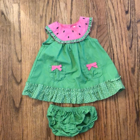 6e2cc92832b4 Gymboree Dresses | Watermelon Dress | Poshmark